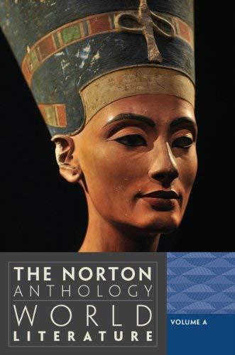 The Norton Anthology of World Literature, Volume a 9780393913293