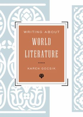 Writing about World Literature 9780393918809