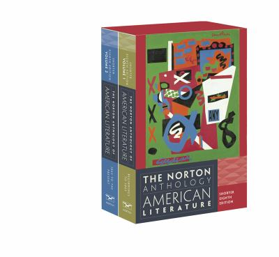 The Norton Anthology of American Literature 9780393918885