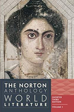 The Norton Anthology of World Literature 9780393919608