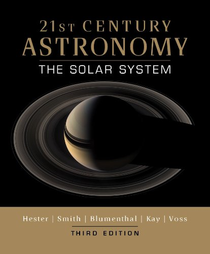 21st Century Astronomy: The Solar System 9780393932843