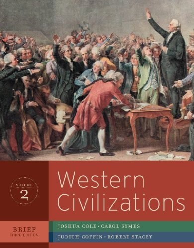 Western Civilizations: Their History and Their Culture 9780393934892