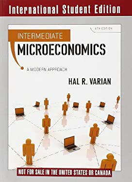 Intermediate Microeconomics: Modern Approach 9780393935332