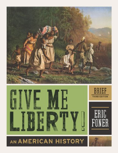 Give Me Liberty!, Brief: An American History 9780393935516