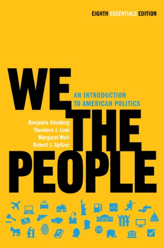 We the People: An Introduction to American Politics 9780393935653