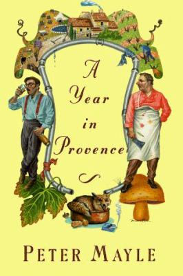 A Year in Provence 9780394572307