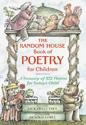 The Random House Book of Poetry for Children 9780394850108