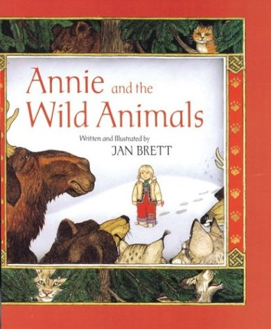 Annie and the Wild Animals 9780395510063