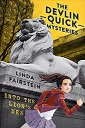 Into the Lion's Den (Devlin Quick Mysteries, The) 23230746