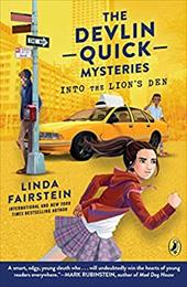 Into the Lion's Den (Devlin Quick Mysteries, The) 26700314