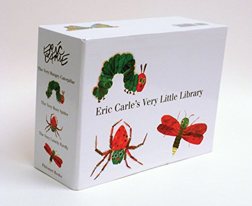 Eric Carle's Very Little Library 9780399242045
