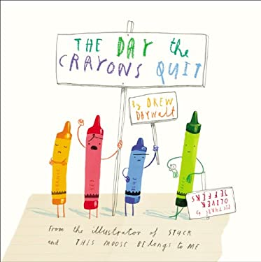 The Day the Crayons Quit 9780399255373