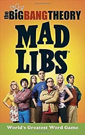 The Big Bang Theory Mad Libs 26266103