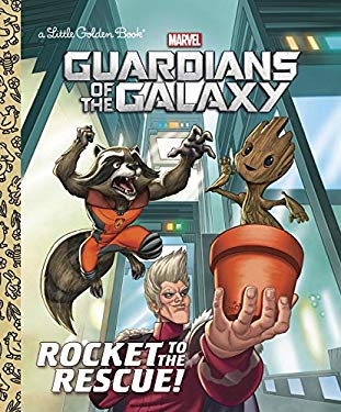 Rocket to the Rescue! (Marvel