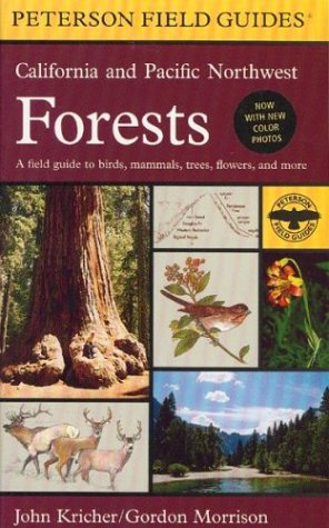 A Field Guide to California and Pacific Northwest Forests 9780395928967