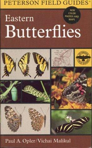 A Field Guide to Eastern Butterflies 9780395904534