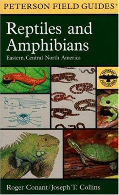 A Field Guide to Reptiles and Amphibians: Eastern and Central North America 9780395904527
