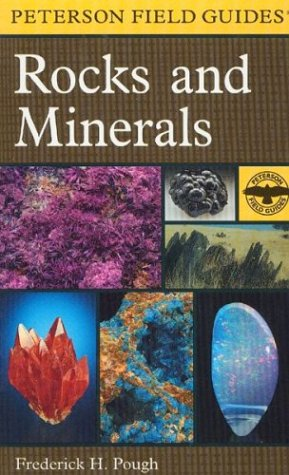 A Field Guide to Rocks and Minerals 9780395910962