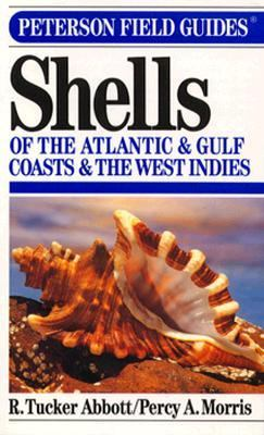 A Field Guide to Shells of the Atlantic and Gulf Coasts and the West Indies 9780395697795