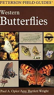 A Field Guide to Western Butterflies 9780395791516