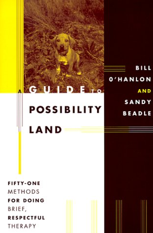A Guide to Possibility Land: Fifty-One Methods for Doing Brief, Respectful Thearpy 9780393702972