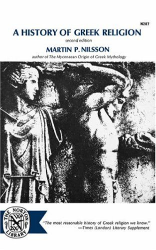 A History of Greek Religion, Second Edition 9780393002874