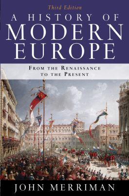 A History of Modern Europe 9780393934335