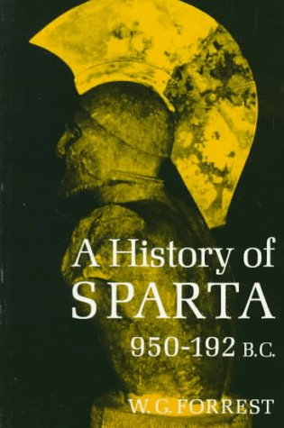 A History of Sparta, 950-192 B. C. 9780393004816