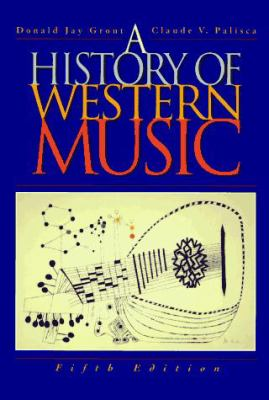 A History of Western Music - 5th Edition