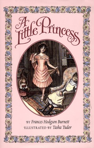 A Little Princess [With Satin Ribbon] 9780397306930