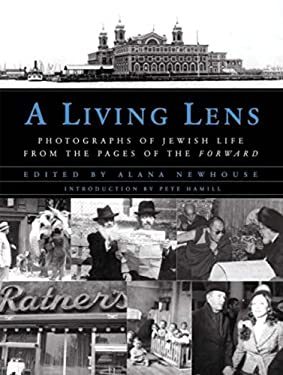 A Living Lens: Photographs of Jewish Life from the Pages of the Forward 9780393062694