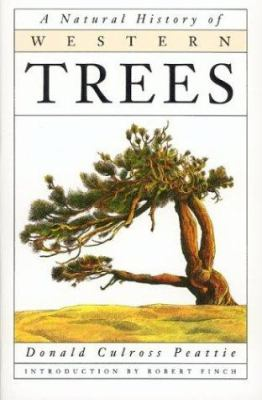 A Natural History of Western Trees 9780395581759
