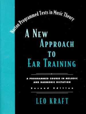 A New Approach to Ear Training 9780393102789
