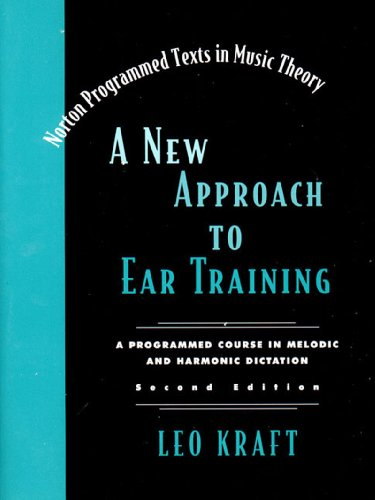 A New Approach to Ear Training 9780393974126