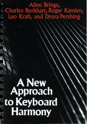 A New Approach to Keyboard Harmony 9780393950014
