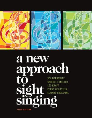A New Approach to Sight Singing - 5th Edition