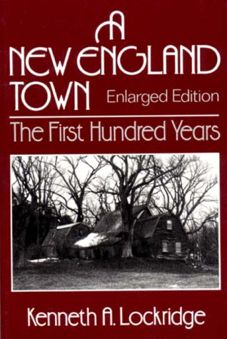 A New England Town: The First Hundred Years 9780393954593