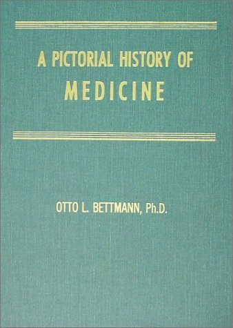 A   Pictorial History of Medicine: A Brief, Nontechnical Survey of the Healing Arts from Aesculapius to Erhlich, Retelling with the Aid of Select Illu 9780398001490