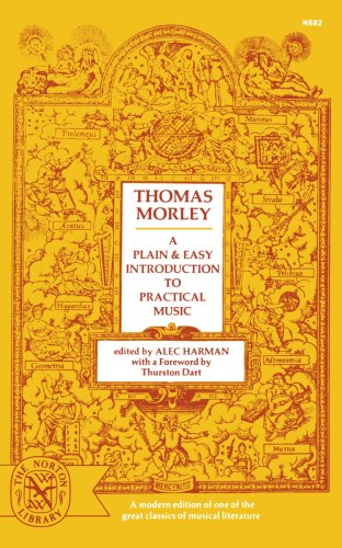 A Plain & Easy Introduction to Practical Music 9780393006827