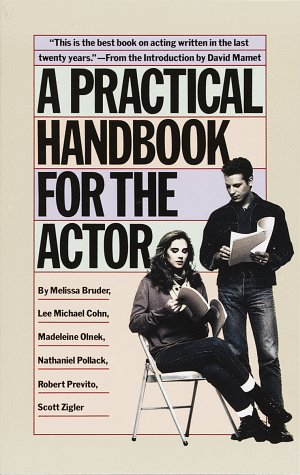 A Practical Handbook for the Actor 9780394744124