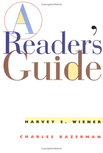 A Reader's Guide: A Brief Handbook 9780395870761