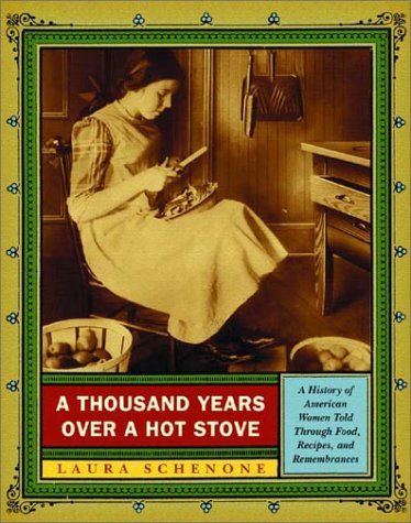 A Thousand Years Over a Hot Stove: A History of American Women Told Through Food, Recipes, and Remembrances 9780393016710