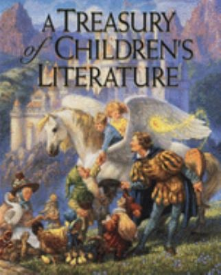 A Treasury of Children's Literature 9780395533499