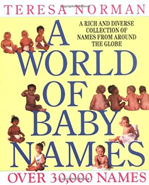 A World of Baby Names 9780399519482