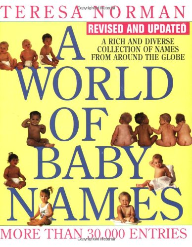 A World of Baby Names 9780399528941