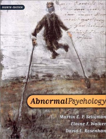 Abnormal Psychology [With CDROM] 9780393944594