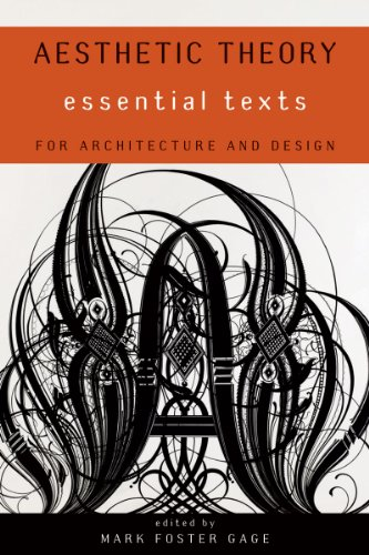 Aesthetic Theory: Essential Texts for Architecture and Design 9780393733495