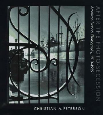 After the Photo-Secession: American Pictorial Photography,1910-1955 9780393041118