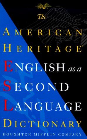 Ah ESL Dictionary 9780395939451