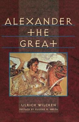 Alexander the Great 9780393003819